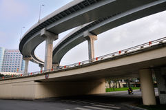 Overpasses,Chengdu Stock Photography