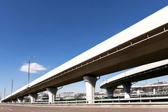 Overpasses Royalty Free Stock Photo