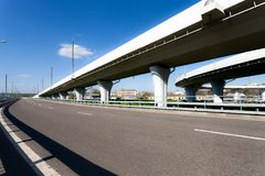 Overpasses Royalty Free Stock Photography
