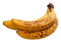 Overripe bananas Royalty Free Stock Photos