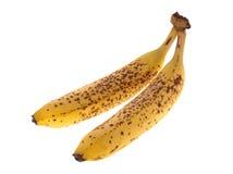 Overripe bananas Royalty Free Stock Photography