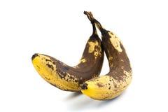 Overripe bananas Stock Photo
