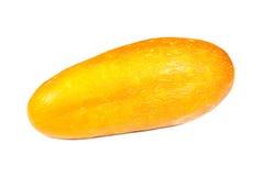 Overripe Yellow Cucumber Royalty Free Stock Image