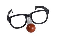 Oversized Funny Eye Glasses Royalty Free Stock Photography