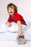 Oversleep Royalty Free Stock Photography