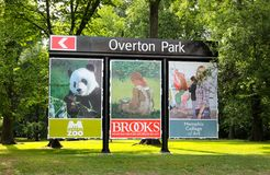Overton Park, Memphis Tennessee Royalty Free Stock Image
