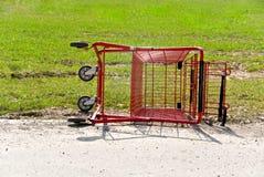 Overtruned Cart Stock Images
