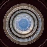 Overture skylight Stock Image