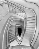 Overture staircase Stock Photography