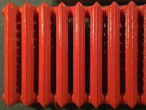 Oververhitte radiator Royalty-vrije Stock Afbeelding