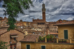 Overvieof Siena Stock Images