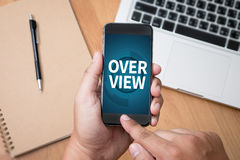 overview photo stock