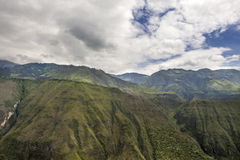 Lanscape of the Andes Royalty Free Stock Images