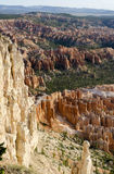 Overview in Bryce Canyon Stock Photo