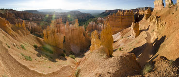 Overview in Bryce Canyon Stock Photography
