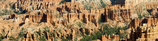 Overview in Bryce Canyon Stock Photos
