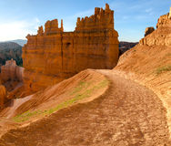 Overview in Bryce Canyon Royalty Free Stock Photos