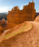 Overview in Bryce Canyon Royalty Free Stock Image