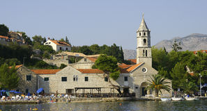 Overview of Cavtat Stock Images