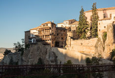 Overview of Cuenca in Castilla-La Mancha, Spain Royalty Free Stock Photography