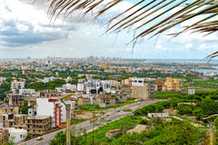 Overview of Dakar Royalty Free Stock Image