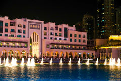 Overview of the Dubai Mall Royalty Free Stock Images