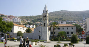 Overview of Dubrovnik Royalty Free Stock Images