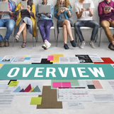 Overview Evaluation Inspection Report Survey Concept Royalty Free Stock Photo