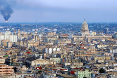 Overview of Havana Royalty Free Stock Photos