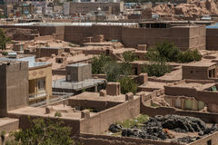Overview herat - afghanistan Stock Photography