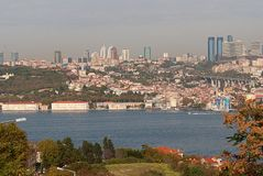 Overview Istambul Stock Images