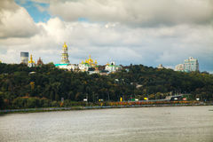 Overview of Kiev Royalty Free Stock Image