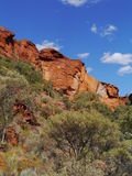 Overview of Kings Canyon Stock Photos