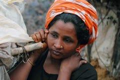 Rohingya refugees in Bangladesh Royalty Free Stock Image