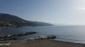 Free Overview Of A Coast Of Arenzano Royalty Free Stock Images - 116424859