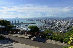 Overview of Sanya city, Hainan Province, China Stock Images