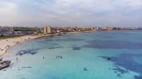 Favignana coastline Royalty Free Stock Image