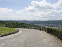Overview of Stuttgart, Germany Royalty Free Stock Photo