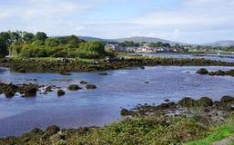Overvloed van mariene middelen in het meerland van Ierland royalty-vrije stock afbeeldingen