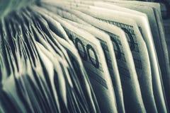 Overvloed van Poolse Zloty-Bankbiljetten Stock Foto