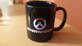 Overwatch mug Stock Photo