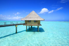 Free Overwater Bungalow Stock Photos - 64897853