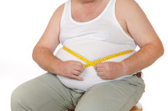 Overweight Stock Photo