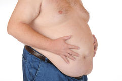 Overweight Stock Image