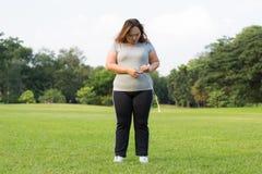 overweight Foto de Stock