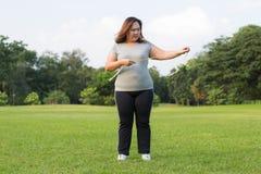 overweight Imagem de Stock