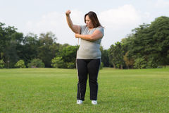 Overweight Royalty Free Stock Photos