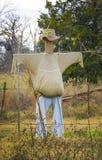 Overweight Scarecrow Stock Photos