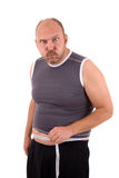 Overweight and unattractive Stock Photos