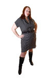 Overweight woman. Stock Photography